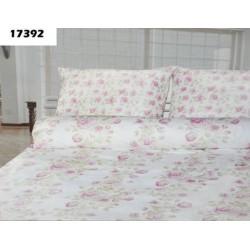 Pościel Satynowa ANDROPOL 17392 rozmiar 200x220