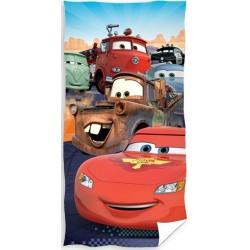 Ręcznik Auta 0607 CARBOTEX rozmiar 70x140 cm